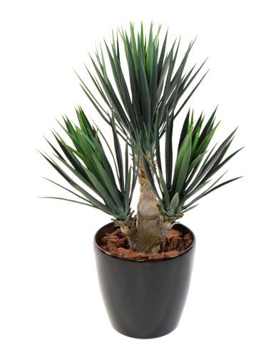 künstliche mini Yucca Palme, ca. 70cm