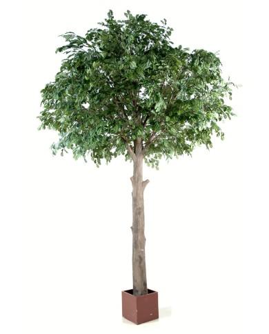 Künstliche Eichenbaum, ca. 210cm