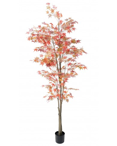 Künstlicher Wild Herbst Ahornbaum, ca. 220cm