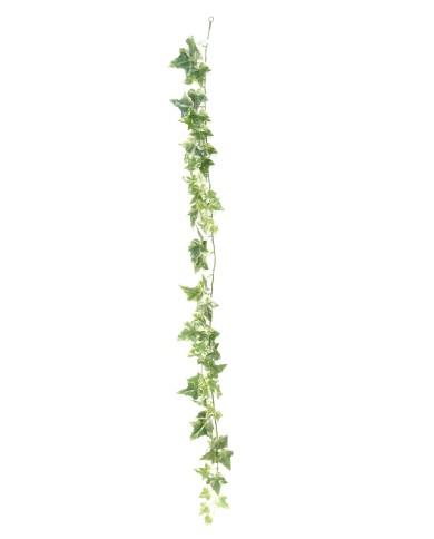 Künstliche Holland Efeugirlande, ca. 180cm, hellgrün