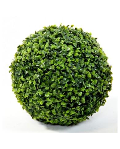 Künstlicher Buchsball hellgrün, ca. 22cm